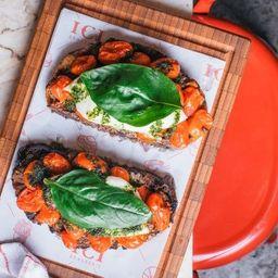 Tartine de Tomate & Búfula