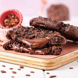 Soft Cookie Brigadeiro