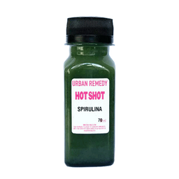 Shot de Spirulina