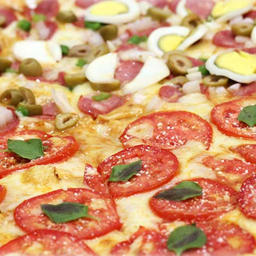 Pizza Meio a Meio - Grande