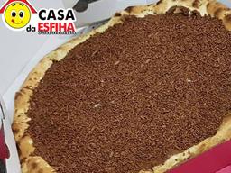 Pizza Doce - Brotinho