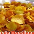 Chips de Mandioquinha