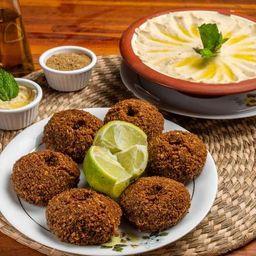 Falafel Vegano - 6 Unidades