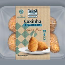 Pack Coxinha de Caranguejo 60gr - 5 Unid