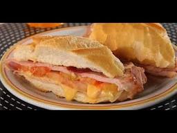 Sanduiche Baurú