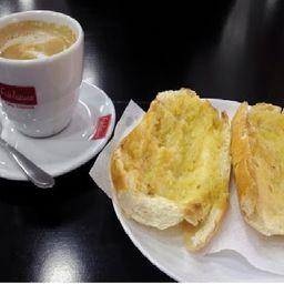 Combo Pão com Café