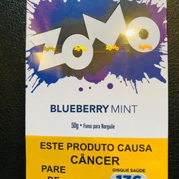 Zomo Blueberry Mint