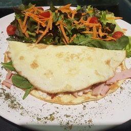 01 - omelete  turkey