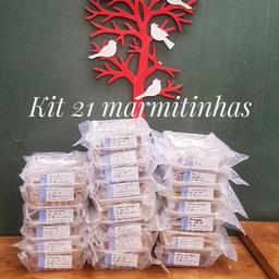 Kit com 21 refeições - 300g