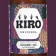 Kiro Switchel (Gengibre + Mel)