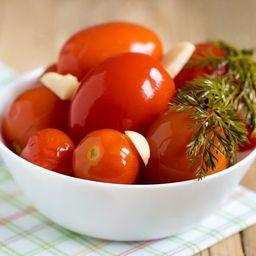 Tomate marinado