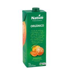 Néctar de Tangerina Orgânico 1L