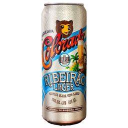 Cervejas Colorado Ribeirão Lager 410ml