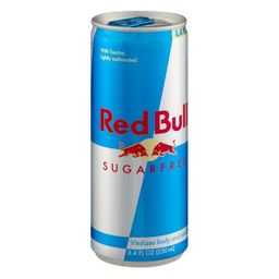 Red Bull Zero Açúcar 250ml