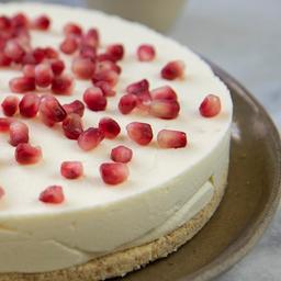 Torta De Chocolate Branco - 450g