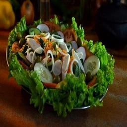 Salada Especial Temperada