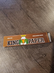 Seda King Paper Unblechead King Size