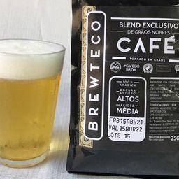 Cerveja Eclipse + Café Em Grão
