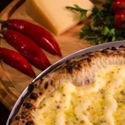 Pizza de 4 Queijos -  Brotinho 25cm