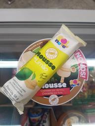 Picolé de Mousse de Limão