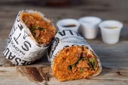 Burrito de porco - 400g