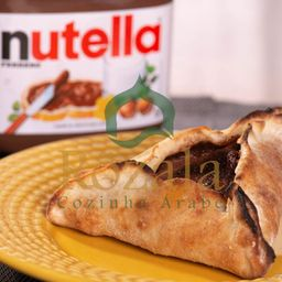 15 - Esfiha de Nutella