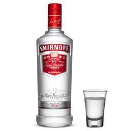 Vodka Smirnoff - Dose 75ml