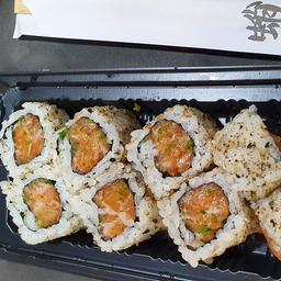 Uramaki Neguishake Cheese - 8 Unidades
