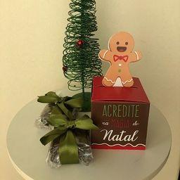 Caixa Magia do Natal C 2 Brownies