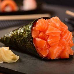 Temaki-salmão (140g)