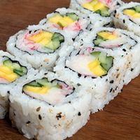 Sushi Uramaki Califórnia