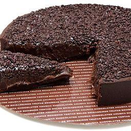 Torta de brig. Amargo crocante | fatia