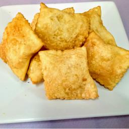 Pastel Frito de Queijo - 10 Unidades