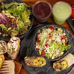 Salada do seu jeito