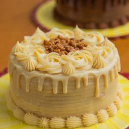Torta Crocante Branca