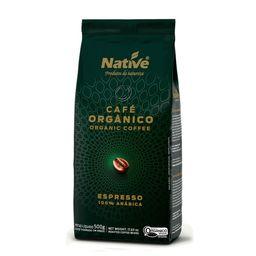 Cafe Graos 500g Native
