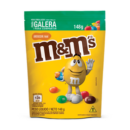 Mars M&m's Amendoim - 148g