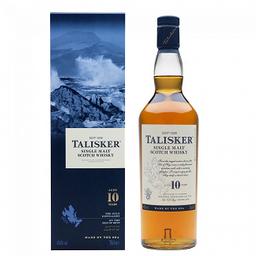 Whisky Talisker 10 anos 750ml – Single Malt