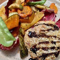 Hamburger de Frango Crocante