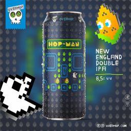 Hop-man - New England Double Ipa - 473ml