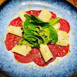 Carpaccio de filet mignon