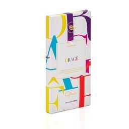 Tablete de Chocolate Dragê - 100g