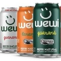 Wewi Guarana 350ml