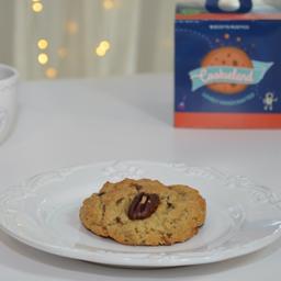 Maple Pecan e Chocolate ao Leite