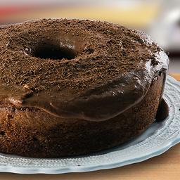 Bolo Mousse Chocolate Feito com Suflair - Grande