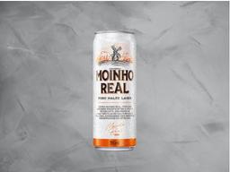 Cerveja Puro Malte Lager Moinho Real 350ml