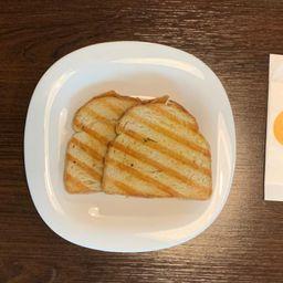 Tostex com Manteiga