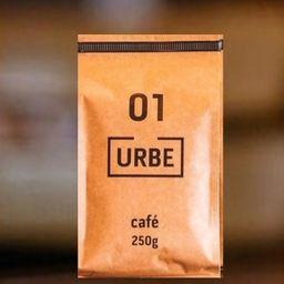Café urbe 01 250g
