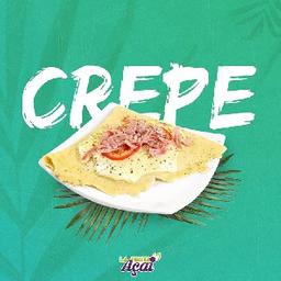 Combo Crepe Pizza