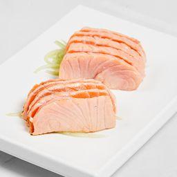 Sashimi salmão tataki